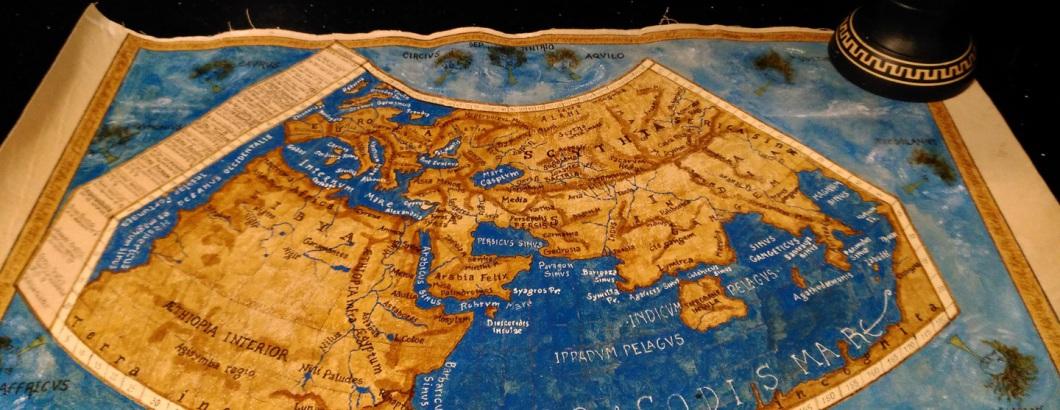 Geographia. Ptolomeo