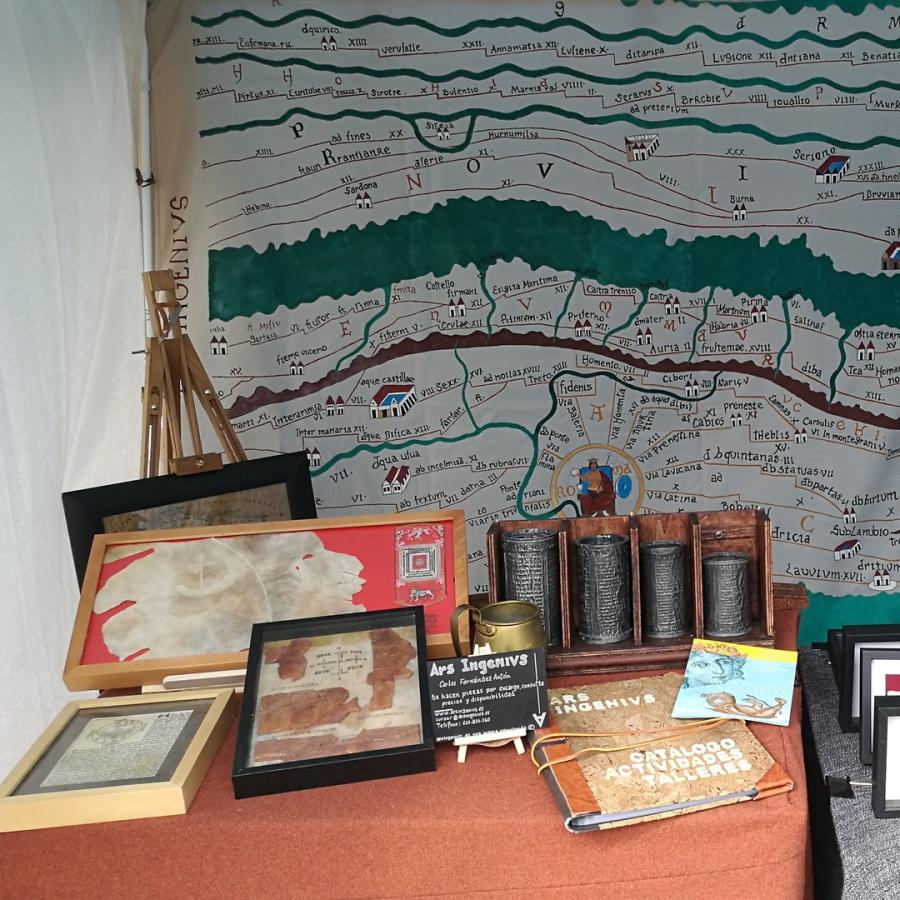Exposición Cartográfica.León