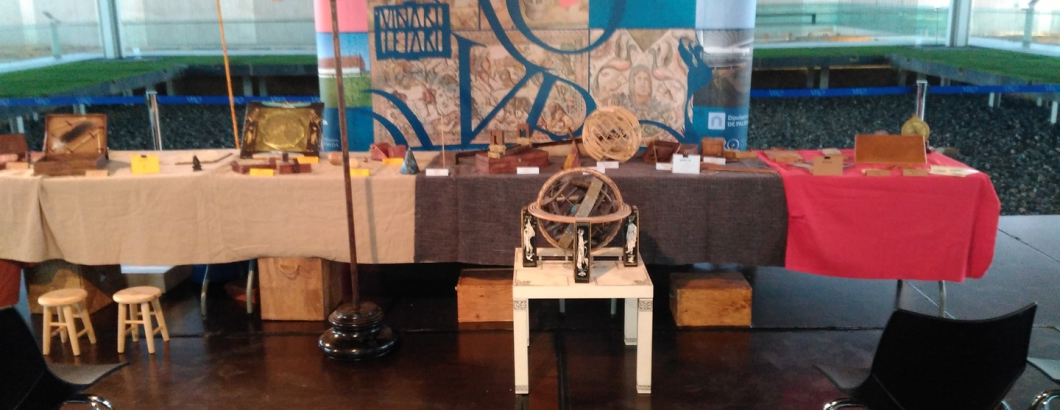 Exposición Astronomía de la Antigüedad.VRO