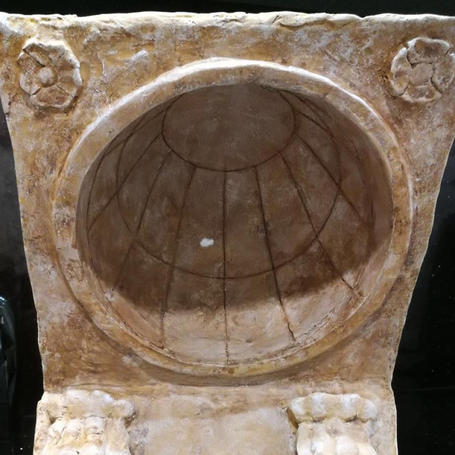 Reloj Romano de Baelo