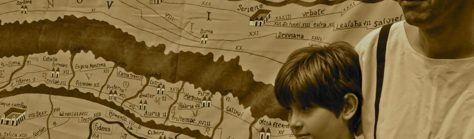 Exposición Cartografía en la antigüedad